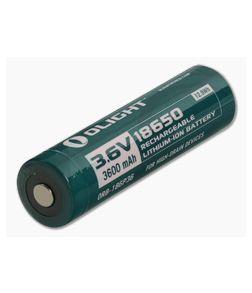 Olight 18650 Lithium Ion Battery 3600mAh ORB-186P36