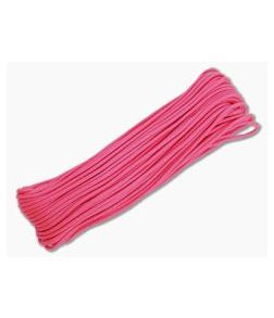 550 Paracord Neon Pink 100 Feet