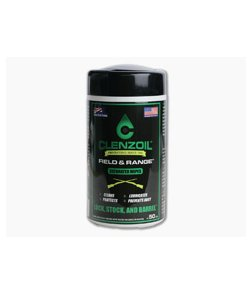 Clenzoil Field & Range Saturated Wipes