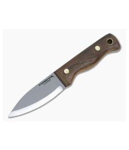"""Condor Tool & Knife Mini Bushlore 3"""" Walnut Bushcraft Knife 232-3HC"""