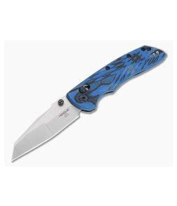 Hogue Deka Wharncliffe Stonewashed 20CV Blue Lava G-Mascus G10 ABLE Lock Folding Knife 24263