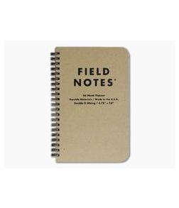 Field Notes 56-Week Planner