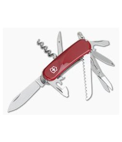 Victorinox Evolution S17 Red Swiss Army Knife 2.3913.SE-X2