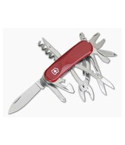 Victorinox Evolution S557 Red Swiss Army Knife 2.5223.SE-X2
