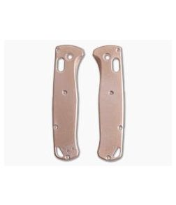 Flytanium Copper Antique Stonewash Scales for Benchmade Bugout