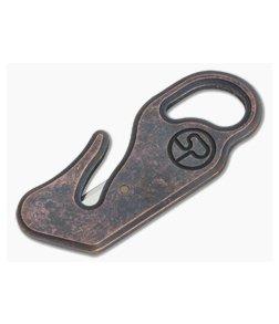 Serge Panchenko SKT-2 Seatbelt Cutter Keychain Tool