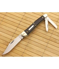 Tidioute Cutlery #38 Grinling Whittler Gabon Ebony Wood