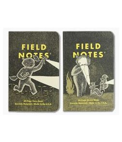 Field Notes Haxley 64 Page Story Book and Sketch Book Two Pack