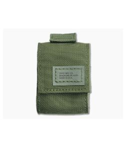 Zippo Tactical Pouch Nylon MOLLE Lighter Pouch OD Green 48402