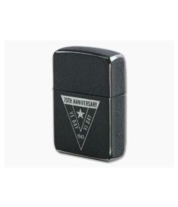 Zippo VE/VJ 75th Anniversary Collectible Windproof Lighter 49264