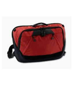 Vertx Dead Letter Sling Pack EDC CCW Bag It's Black | Mars Red VTX5008 IBK/MRD