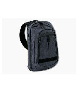 Vertx Commuter Sling 2.0 EDC CCW Sling Bag Heather Black | It's Black VTX5011 HBK/IBK