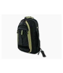 Vertx Commuter Sling 2.0 EDC CCW Sling Bag It's Black | Mustard Grass VTX5011 IBK/MGS