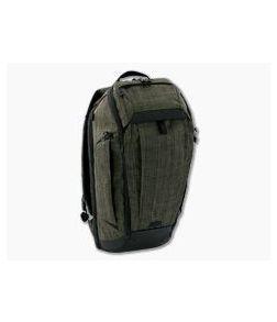 Vertx Gamut Checkpoint PDW Backpack Heather Green | Galaxy Black VTX5018 HGRN/GBK