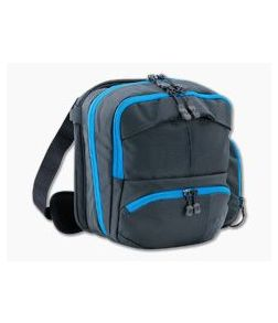 Vertx Essential Sling 2.0 EDC CCW Sling Bag Smoke Grey | All The Blue VTX5031 SMG/ATB