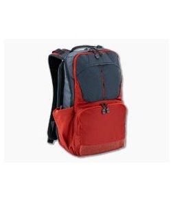 Vertx Ready Pack 2.0 EDC CCW Backpack Smoke Grey | Mars Red VTX5036 SMG/MRD