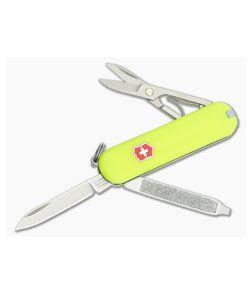 Victorinox Classic SD StayGlow Swiss Army Knife 2.6223.808R-X1