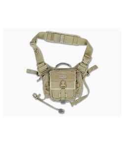 Vanquest TOLCAT 2.0 VPacker Gear Bag Coyote Tan 581299CT