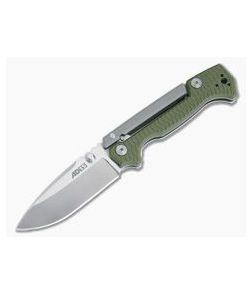 Cold Steel AD-15 Demko Scorpion Lock OD Green G10 S35VN Folding Knife 58SQ