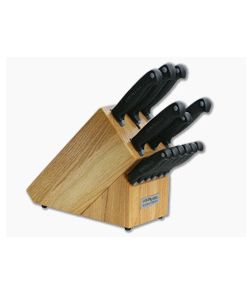 Cold Steel Kitchen Classics Whole Knife Set 13-Piece w/Wood Block 59KSSET