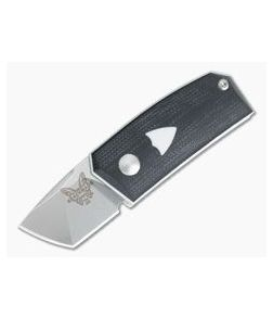 Benchmade 602 Tengu Tool Jared Oeser 20CV Black G10 Bottle Opener Friction Folding Knife