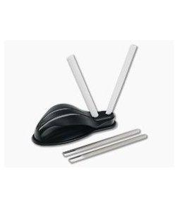 Spyderco Gauntlet Premium Dual Rod Sharpening System 603FCBN