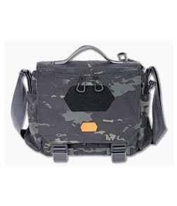 Vanquest GOFER-12 Urban Messenger Bag Multicam Black 656112MCB