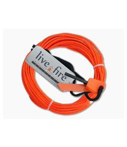 Live Fire Gear Ring O Fire Safety Orange FireCord