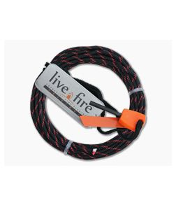 Live Fire Gear Ring O Fire Thin Red Line FireCord