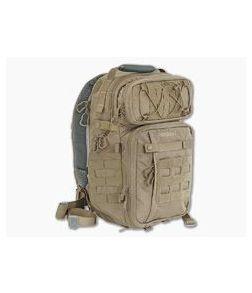 Vanquest TRIDENT-21 (Gen-3) 21 Liter Backpack Coyote Tan 770321CT