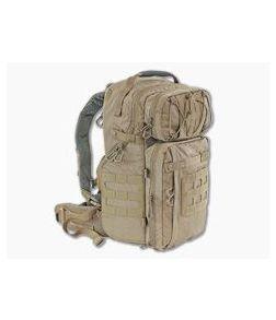 Vanquest TRIDENT-32 (Gen-3) 32 Liter Backpack Coyote Tan 770332CT