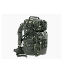 Vanquest TRIDENT-32 (Gen-3) 32 Liter Backpack Black Multicam 770332MCB
