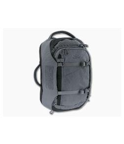 Vanquest SKYCAP-46 Duffel Backpack Wolf Gray with Black Trim 780146WGBK