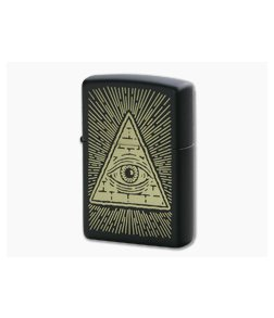 Zippo Lighter Eye of Providence Design 80735