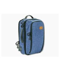 Vanquest CARBIDE-8 Midnight Blue 8 Liter Urban Series Sling Backpack 815108MBLU