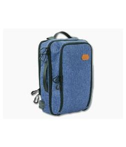 Vanquest CARBIDE-12 Midnight Blue 12 Liter Urban Series Sling Backpack 815112MBLU