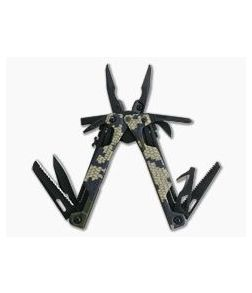 Leatherman OHT Limited Edition Camo One Hand Multi-Tool Black MOLLE Sheath 832322