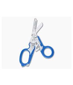 Leatherman Raptor Shears Blue Folding Multi-Tool MOLLE Holster 832344