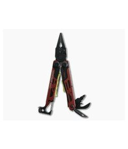 Leatherman Signal Crimson Adventure Multi-Tool w/ Nylon Sheath 832743
