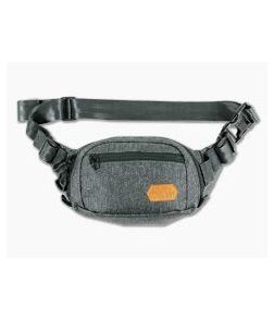 Vanquest DENDRITE-SMALL Shadow Gray Urban Series Waist Pack 850105SGRY