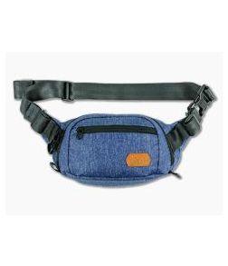 Vanquest DENDRITE-SMALL Midnight Blue Urban Series Waist Pack 850105MBLU