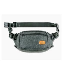 Vanquest DENDRITE-LARGE Shadow Gray Urban Series Waist Pack 850110SGRY