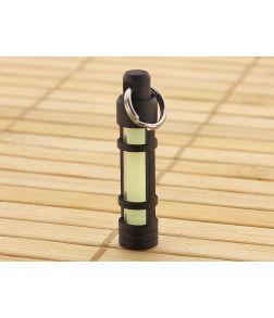 TEC Accessories Aluminum Glow Fob Black Cerakote