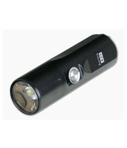 Rovyvon Aurora A23 Black 1000 Lumen Cool White LED Compact EDC Flashlight