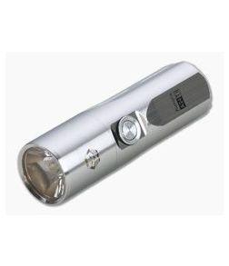 Rovyvon Aurora A24 Titanium Blue Tritium 700 Lumen Neutral White LED Compact EDC Flashlight