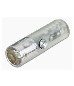 Rovyvon Aurora A25 GITD 1000 Lumen Cool White LED UV Multi Functional EDC Flashlight