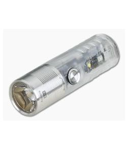 Rovyvon Aurora A28 Clear 700 Lumen Neutral White LED UV Multi Functional EDC Flashlight