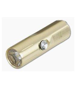Rovyvon Aurora A29 Brass 700 Lumen Neutral White LED Compact EDC Flashlight