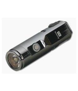 Rovyvon Aurora A2x Space Grey PVD Stainless Steel 450 Lumen Neutral White LED Key Chain Flashlight