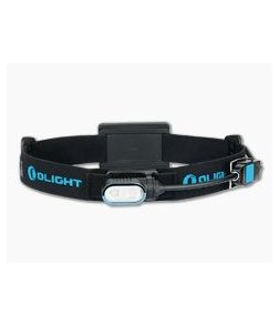 Olight Array Ultra Compact Rechargeable Dual LED 400 Lumen Running Headlamp